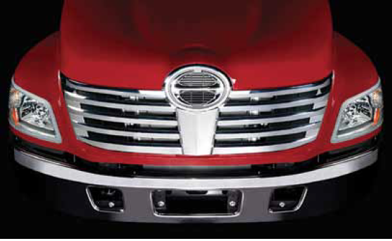 Hino Chrome Grille